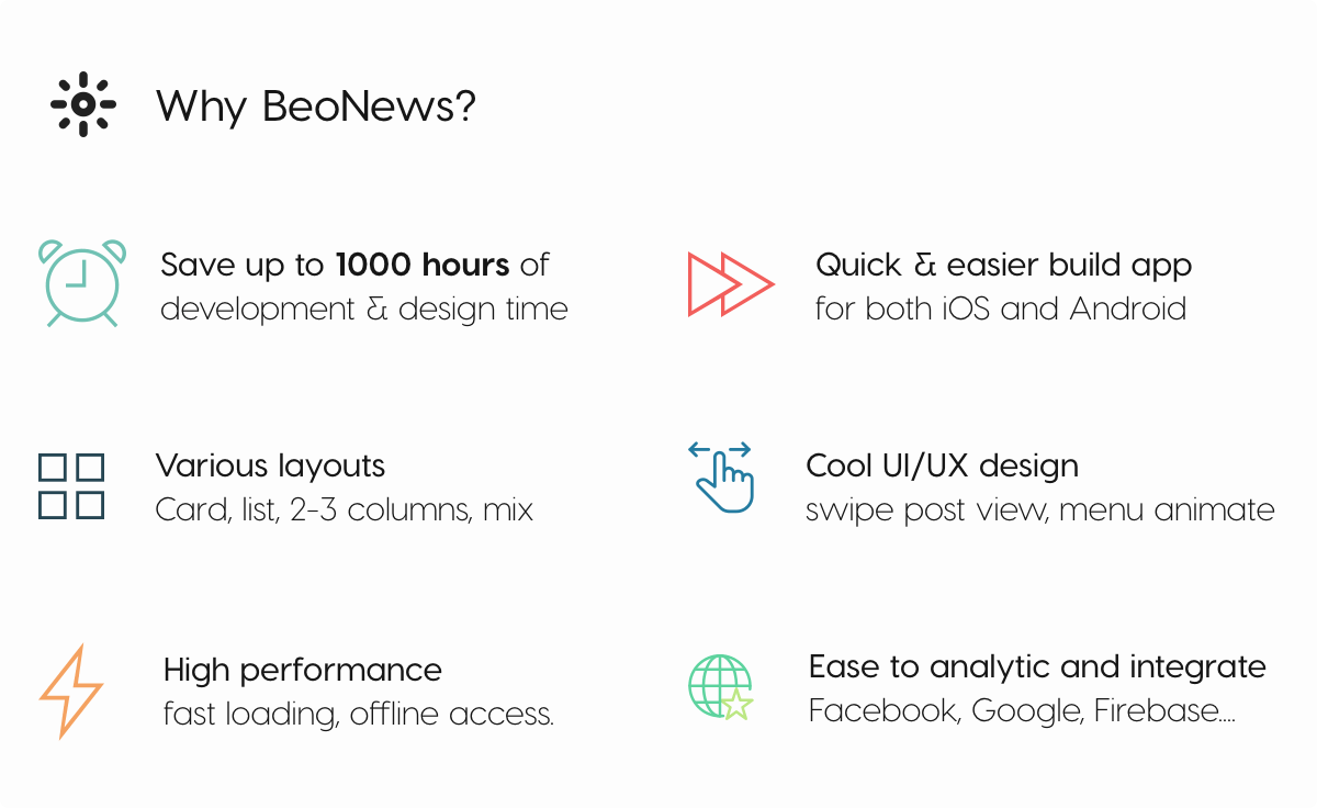 BeoNews Pro - React Native mobile app for WordPress - 19